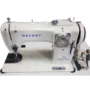 Refrey Reparar maquina coser Madrid